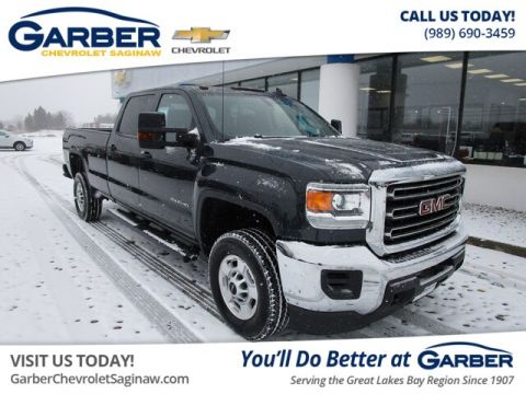 Pre-Owned 2019 GMC Sierra 2500HD Base