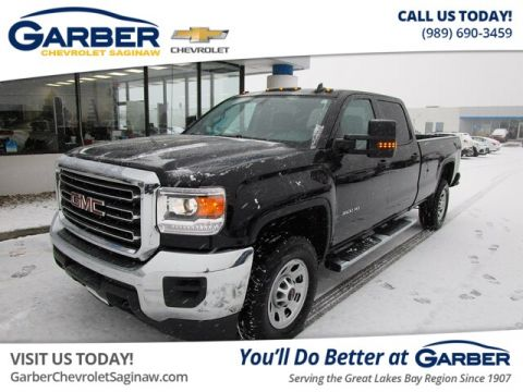 Pre-Owned 2018 GMC Sierra 3500HD Base