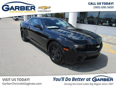 Pre-Owned 2012 Chevrolet Camaro 2LS RWD Coupe