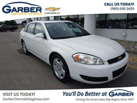 Pre-Owned 2006 Chevrolet Impala SS