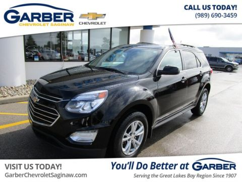 Pre-Owned 2017 Chevrolet Equinox LT w/1LT FWD SUV