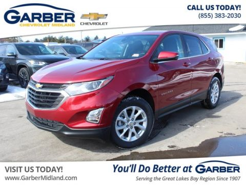 New 2019 Chevrolet Equinox LT w/2FL AWD