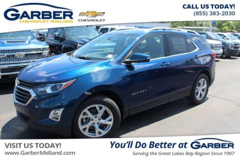 New 2019 Chevrolet Equinox LT w/2LT AWD