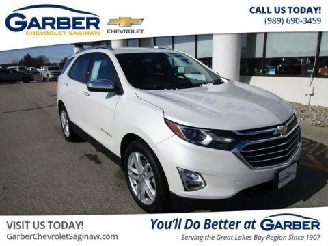 Pre-Owned 2019 Chevrolet Equinox Premier w/2LZ AWD
