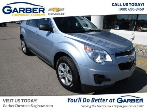 Pre-Owned 2014 Chevrolet Equinox LS AWD