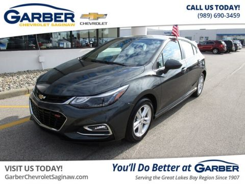 Pre-Owned 2017 Chevrolet Cruze LT Auto FWD Hatchback