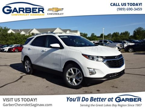 Pre-Owned 2020 Chevrolet Equinox LT w/2LT