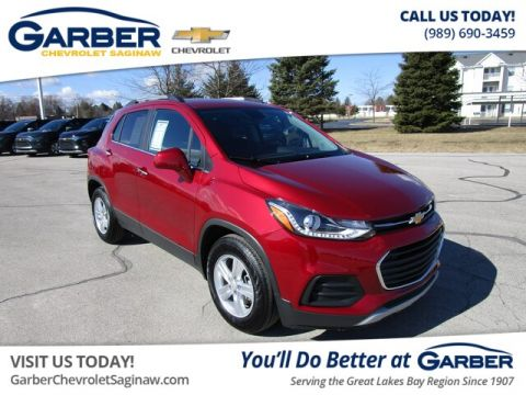 Pre-Owned 2019 Chevrolet Trax LT FWD SUV