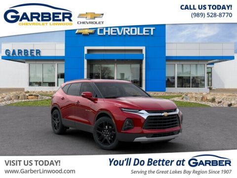 New 2019 Chevrolet Blazer w/2LT