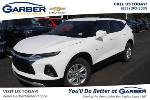 New 2019 Chevrolet Blazer w/2LT AWD