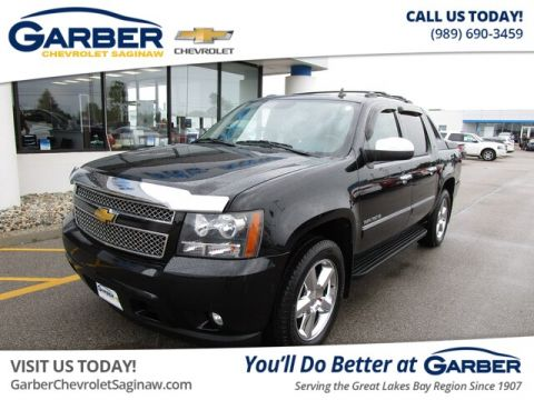 Pre-Owned 2011 Chevrolet Avalanche 1500 LTZ With Navigation & 4WD