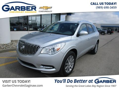 Pre-Owned 2017 Buick Enclave Convenience FWD SUV