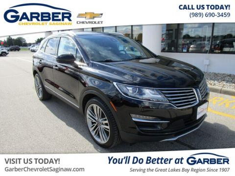 Pre-Owned 2016 LINCOLN MKC Reserve AWD