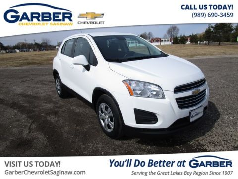 Pre-Owned 2016 Chevrolet Trax LS w/1LS