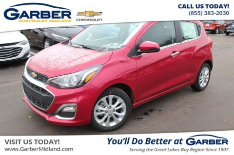 New 2020 Chevrolet Spark 2LT FWD 4D Hatchback